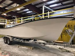 Fibreglass Boat - Sea Husky 28.5' Completed & Shell Options