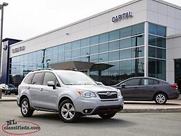 2015 Subaru Forester 2.5i Convenience at- $168.62 B/W Tax In