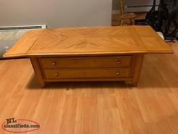 Coffee, End Tables & Sofa Table (solid Oak)