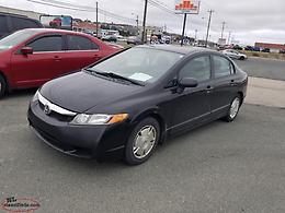 2010 honda civic LOW KMS INSPECTED