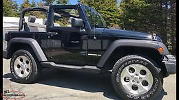 2010 Jeep Wrangler Sport- Safety Inspected with 2 Tops