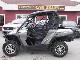 2015 Can Am Commander Limited $139 B/W