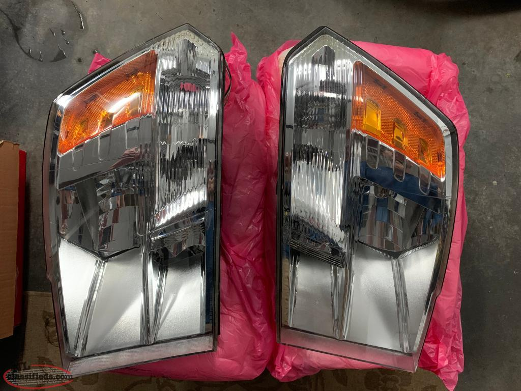 4th Gen Ram 1500 Quad Halogen Headlamps for Sale