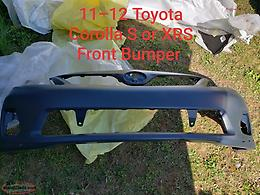 Few Toyota Corolla Parts