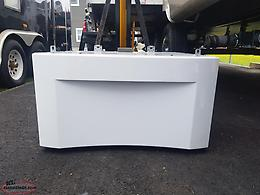 Front Load Washer and Dryer Pedestals