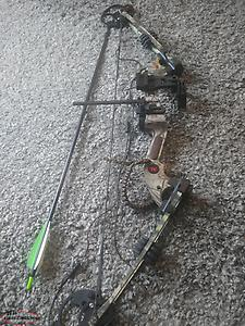 Winchester compound bow