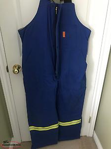 Marv Holland Insulated Fire Resistant Coveralls