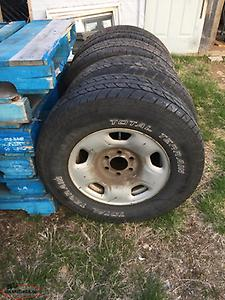 F-150 Tire's And Rims
