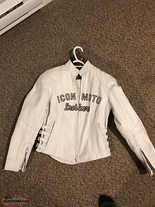 Small motorcycle jacket