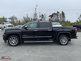 2018 GMC SIERRA 1500 CREW DENALI LOADED 19 k NEW ARRIVAL