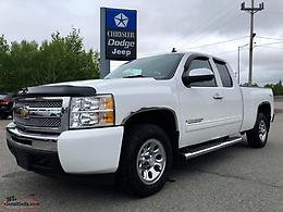 2011 CHEVY SILVERADO LS CHEYENNE 4X4 - LOW KM TRUCK UNDER $20,000!!!