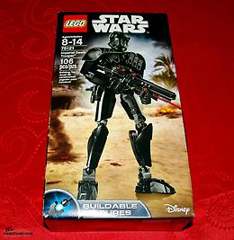 LEGO Star Wars Imperial Death Trooper 75121 ( NEW )