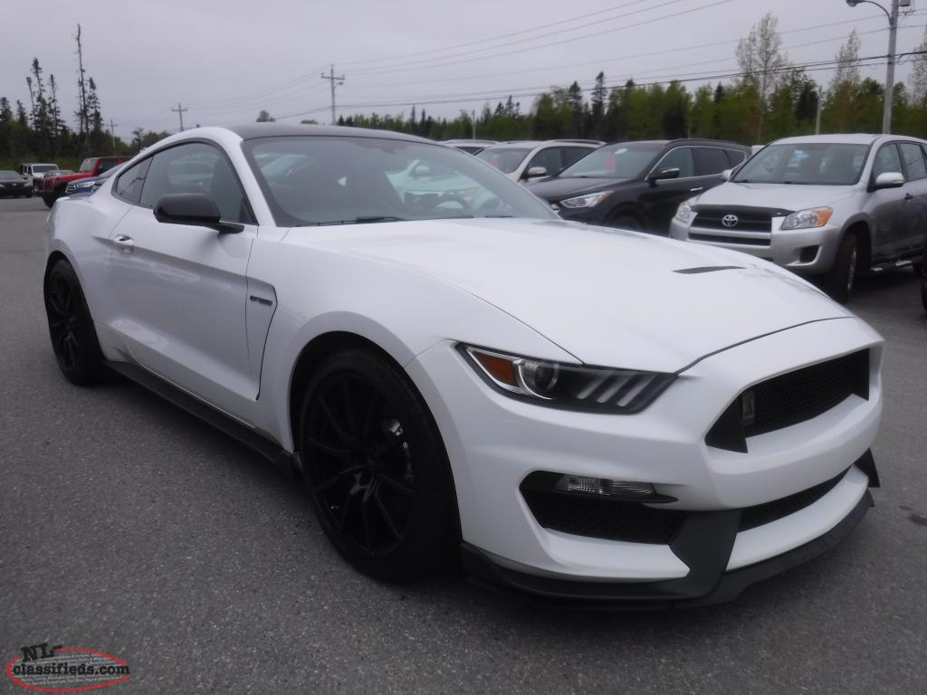 2016 ford mustang shelby gt350 4kms 505 b w
