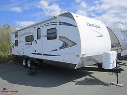 2011 Outback 270BH Travel Trailer Only $65 Biweekly Tax In!