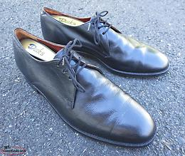 "Hartt ""Gold Bond"" Derbies in Size 8.5D - Made in Canada!"