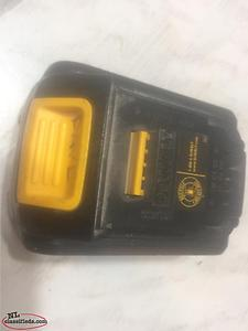 For Sale Dewalt Battery