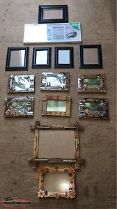 For Sale: Picture Frames (Various Sizes)