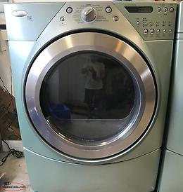 Whirlpool Duet Steam Dryer and Washer (washer needs repair)