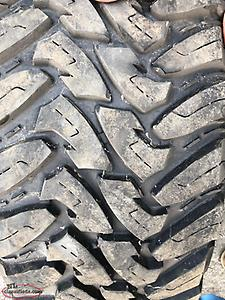 Toyo Open Country m/t tires and rims