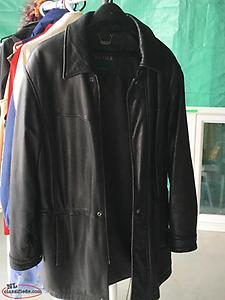 Men's Leather Jacket for Sale