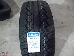 MAXTREK TIRES..CHECK THESE OUT..EXCELLENT PRICES..