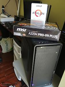 AMD Desktop Computer new parts