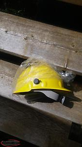 New welding Fiber metal hard hat