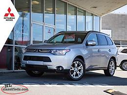 2014 Mitsubishi Outlander SE TOURING AWC - $184 B/w Taxes In