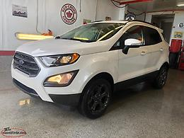 2018 FORD ECOSPORT SES AWD. (ONLY 2,700 KM.S)