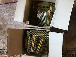 Framing Round Head Nails two boxes