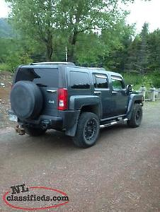 2008 Excellent Condition H3 Hummer