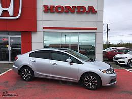 2013 Civic Sedan EX Only 87000KM One Owner!!
