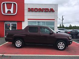 2013 Ridgeline VP Only 91000Km One Owner Vehicle!!