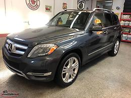 2015 MERCEDES BENZ GLK 250 BLUETEC DIESEL 4 MATIC