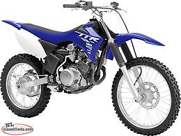 Save $800.00 On a New Yamaha TTR125LE or TTR230 Dirt Bike