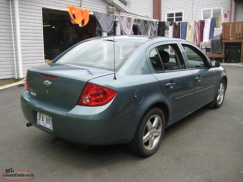 New & Used Chevrolet Cars for Sale in Newfoundland Labrador