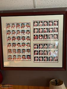 Calgary Flames signed picture