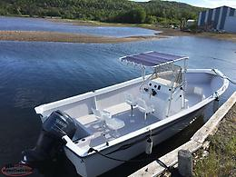 New Sea Serpent 28' Long X 11' Wide V Bottom Boat