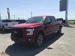 2016 Ford F-150 SuperCrew Sport 4X4