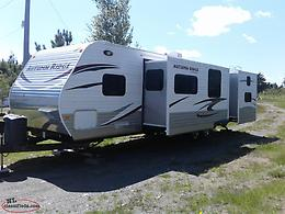 2014 travel trailer