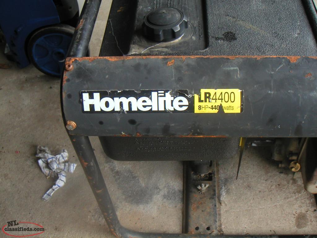 Fabulous Homelite 4400 Watt Generator Interior Design Ideas Gresisoteloinfo