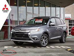 2016 Mitsubishi Outlander SE TOURING AWC - $188 B/w Taxes In!