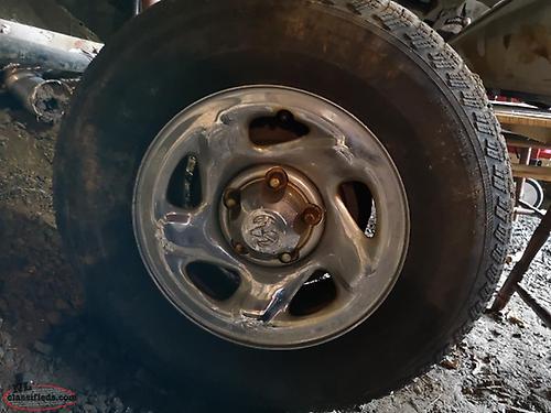 Dodge Ram Rims >> 4 Dodge Ram Rims