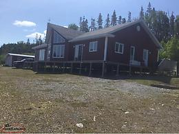 CABIN FOR SALE-HUGHES LAKES/LONG POND