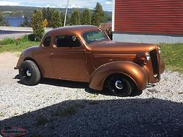 1937 Coupe For Sale