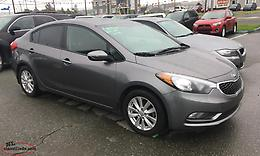2015 Kia Forte..120kms ...BAD CREDIT APPROVED..99% DRIVE