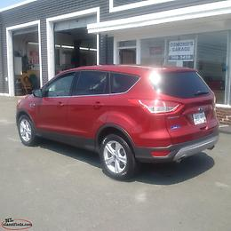 2015 Ford Escape 4x4 Only 53,000 Km Just $147.98 All Tax Included