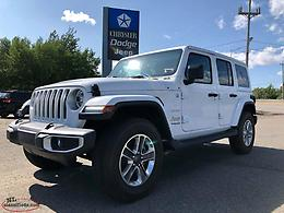 SAVE OVER $8,000 ON JEEP JL (NEW STYLE) WRANGLERS AT MARSH MOTORS!!!