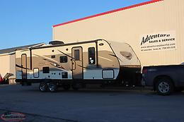 289BHS AUTUMN RIDGE TRAVEL TRAILER- NEW!!