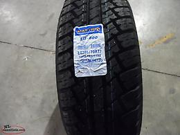 LT265/70R17 MAXTREK TIRES ALL SEASON TIRE...ONLY 12 LEFT!!!